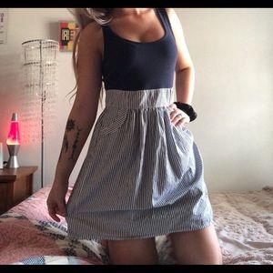 Tommy Hilfiger navy dress with pockets